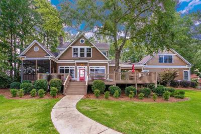Waterfront For Sale: 153 Lake Forest Drive