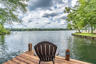 Waterfront For Sale: 2628 Lake Crest