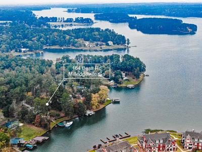 Milledgeville GA Waterfront For Sale: $420,000