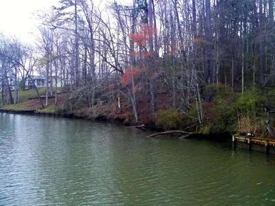 Waterfront For Sale: Lot 1 Shagbark Pointe