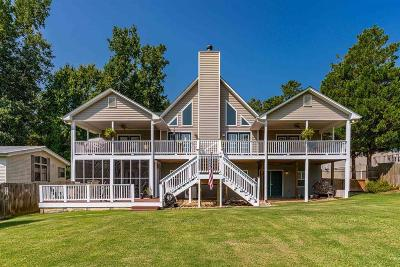 Waterfront Under Contract: 392 Possum Point Drive