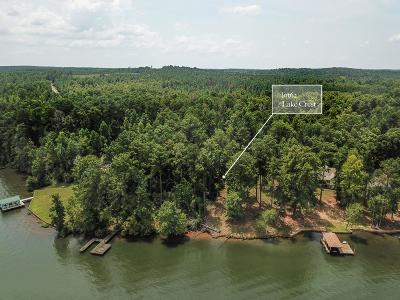 Waterfront For Sale: Lot 62 Lake Crest Drive