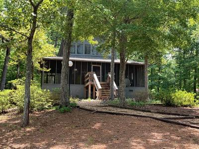 Waterfront For Sale: 214 Lake Island Drive