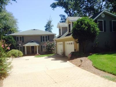 Sparta GA Waterfront For Sale: $419,000