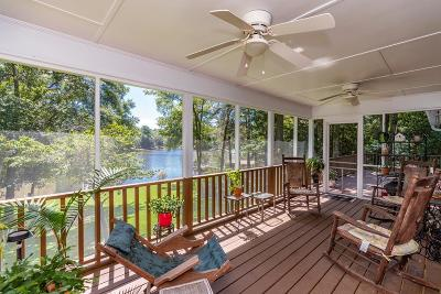 Milledgeville GA Waterfront For Sale: $460,000