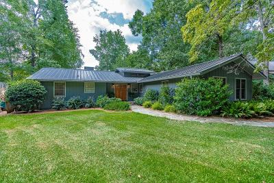 Waterfront For Sale: 111 Lakecrest Drive