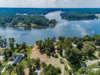 Milledgeville GA Waterfront For Sale: $350,000