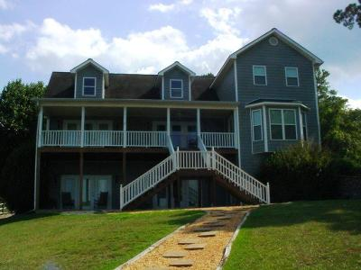 Sparta GA Waterfront For Sale: $449,500