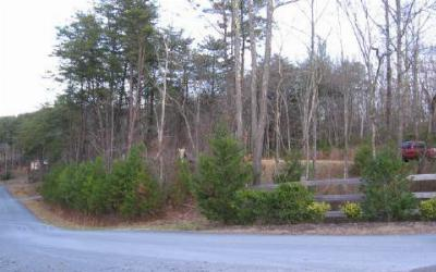 Blue Ridge Residential Lots & Land For Sale: Lot 5 Cohutta Woods