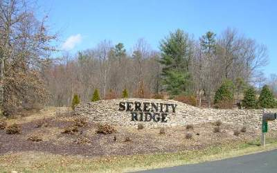Blairsville Residential Lots & Land For Sale: Lt18 Serenity Ridge