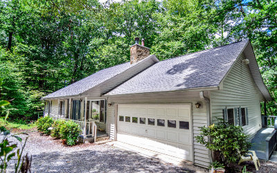 Hiawassee Single Family Home For Sale: 4240 White Oak Drive
