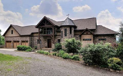 Hiawassee Single Family Home For Sale: 1818 Ivy Mountain Rd