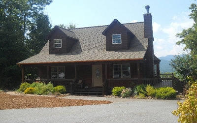 Young Harris Single Family Home For Sale: 190 The Foothills