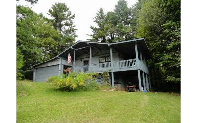 Murphy Single Family Home For Sale: 20 Angel Lane