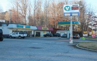 Hiawassee Commercial For Sale: Main Street North
