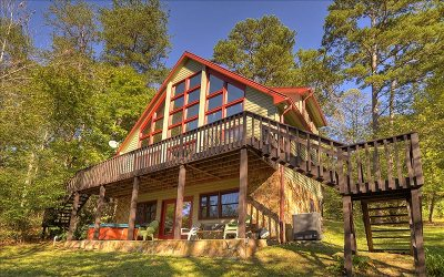 Blue Ridge Single Family Home For Sale: 80 Fox Run Drive