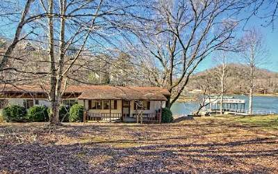 Hiawassee Single Family Home For Sale: 1055 Henson Drive