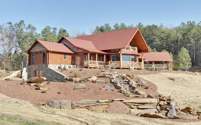Blue Ridge Single Family Home For Sale: 26 Lonesome Dove Trail