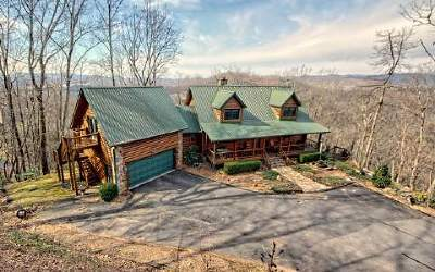 Hayesville Single Family Home For Sale: 320 Homestead Overlook