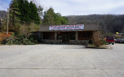 Hiawassee Commercial For Sale: 954 State Highway 75 N