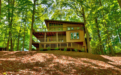 Blue Ridge Single Family Home For Sale: 39 Mountain Side Drive
