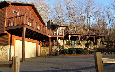 Hiawassee Single Family Home For Sale: 1023 Old Forge Estates