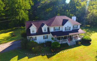 Hayesville Single Family Home For Sale: 1805 Bethabara Road