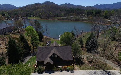 Hiawassee Single Family Home For Sale: 1658 Stonecrest Circle