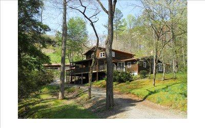 Hayesville Single Family Home For Sale: 63 Dick Jones Terr