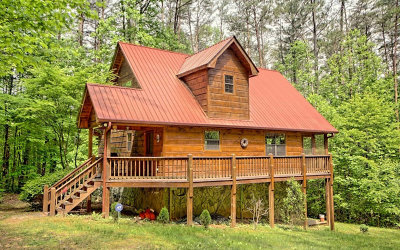 Blue Ridge Single Family Home For Sale: 9951 Double Head Gap Road