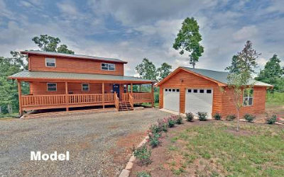 Blairsville Single Family Home For Sale: Lt 3 Home Place Lane