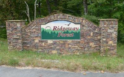 Ellijay Residential Lots & Land For Sale: Ridgeway Forest