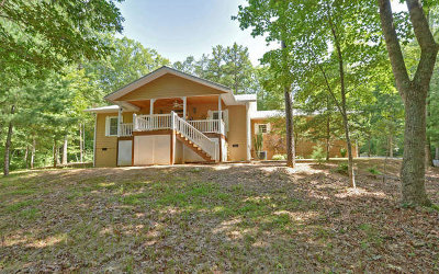 Brasstown Single Family Home For Sale: 526 Caler Road