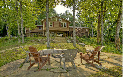 Blue Ridge Single Family Home For Sale: 328 Stewart Camp Point