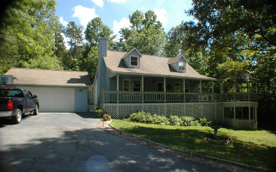 Blairsville Single Family Home For Sale: 76 Rothgeb Ridge Rd