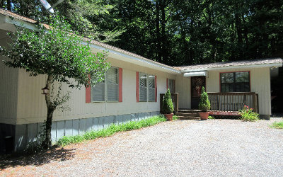 Hiawassee Single Family Home For Sale: 4446 Maehank Drive