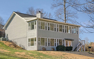 Hiawassee Single Family Home For Sale: 230 Anchor Way