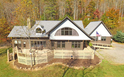 Hayesville Single Family Home For Sale: 2235 Downings Creek Road