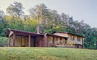 Hiawassee Single Family Home For Sale: 2240 Cathy Rd.
