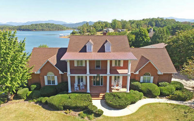 Hiawassee Single Family Home For Sale: 1918 Cedar Cliff Road