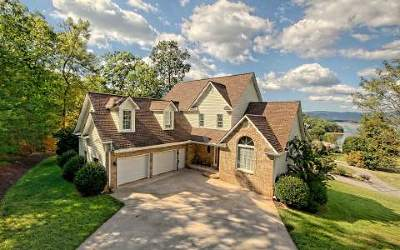Hiawassee Single Family Home For Sale: 1730 Russell Ridge