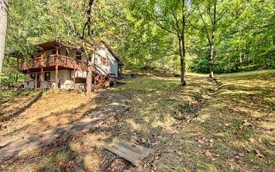 Hiawassee Single Family Home For Sale: 497 Glen Road