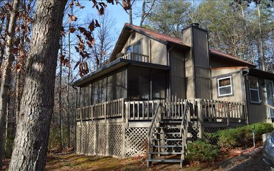 Blairsville Single Family Home For Sale: 62 Ponderosa Ln