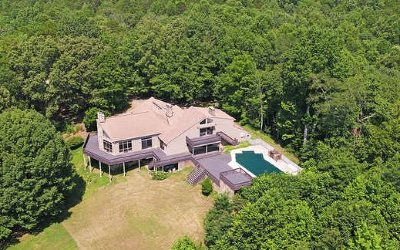 Brasstown Single Family Home For Sale: 853 Caler Road