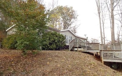 Hayesville Single Family Home For Sale: 128 Brookside Dr