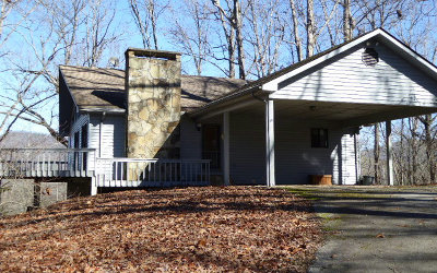 Hiawassee Single Family Home For Sale: 1512 Upper Bell Creek Rd