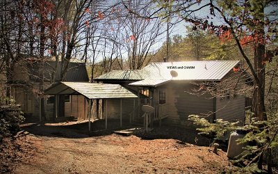 Blue Ridge Single Family Home For Sale: 290 East Overbend Trail