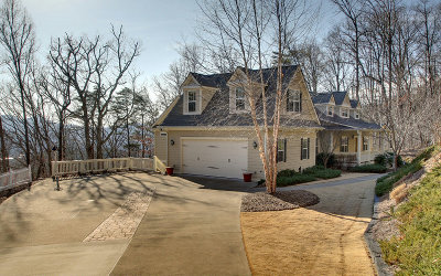 Young Harris Single Family Home For Sale: 4235 Asheland Overlook