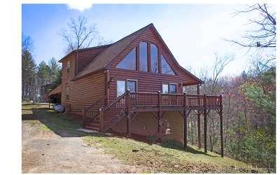 Murphy Single Family Home For Sale: 114 Grapevine Ridge