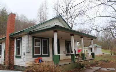 Hiawassee Single Family Home For Sale: 780 Hog Creek